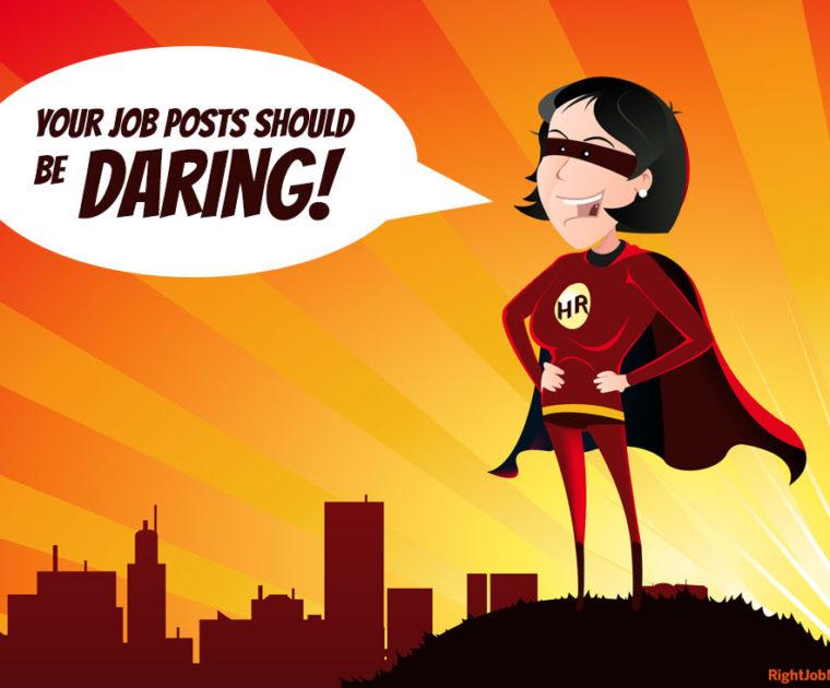 make every job post remarkable!