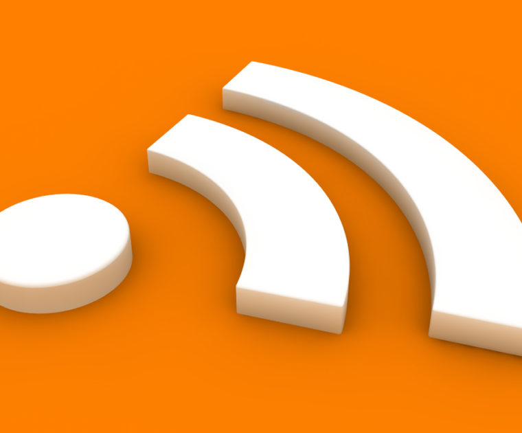 rss feeds as recruiting tools