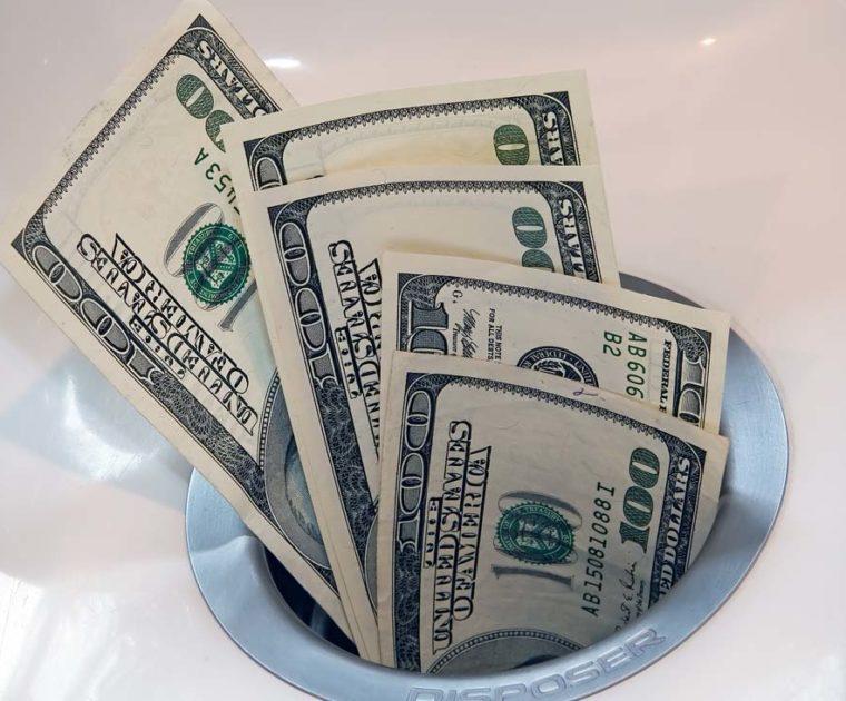 social recruiting throwing money away