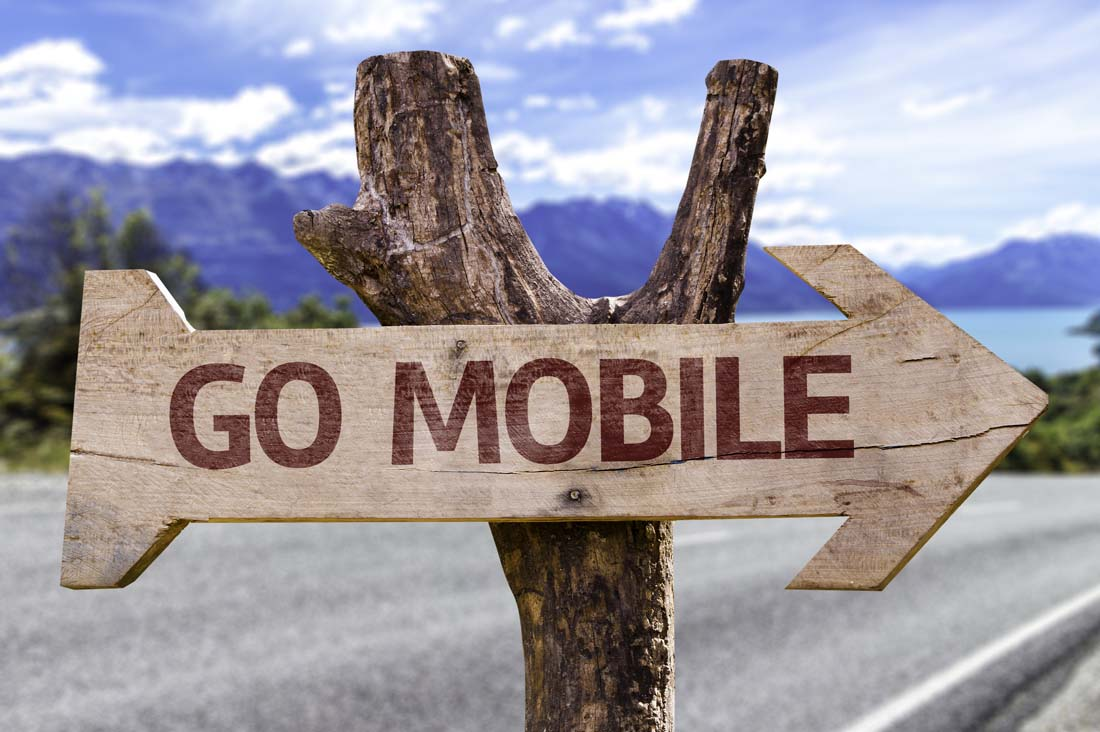 time for mobile recruiting