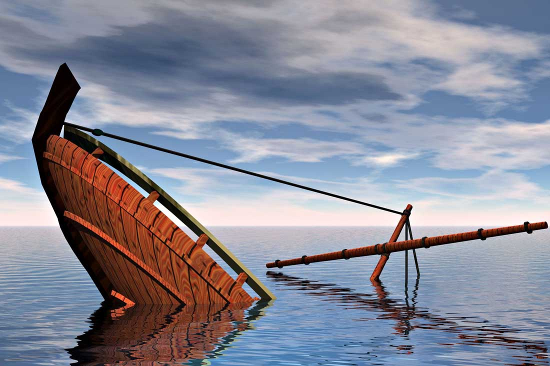 Is your referral program a sinking ship?