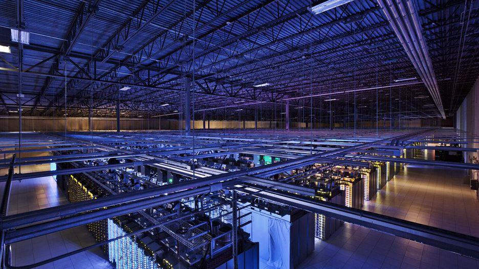a google datacenter