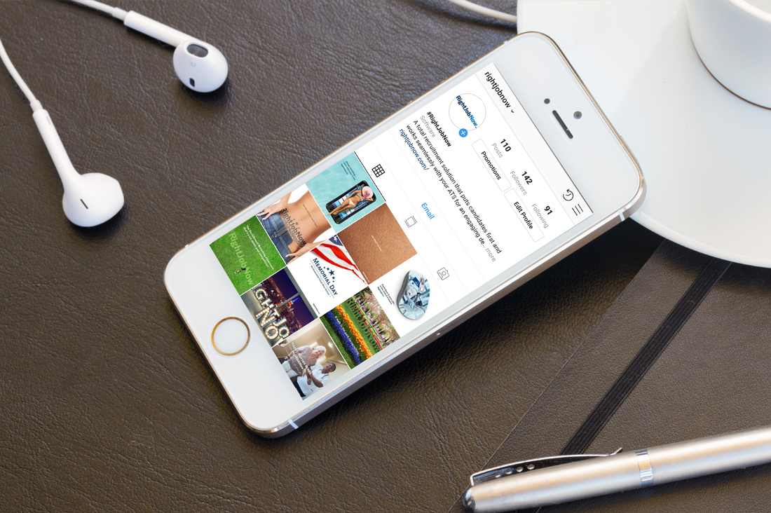 Using Instagram as a Recruitment Tool